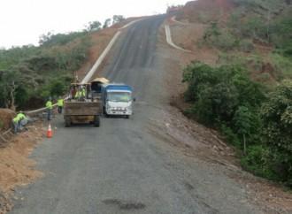 Construcción del Camino Cerro Teta – San Cristóbal supera el 50% de ejecución