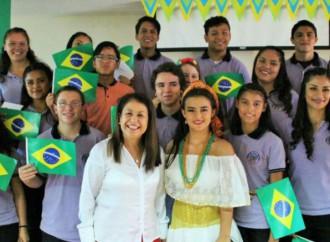 """Costa Rica: Proyecto Piloto """"Falemos Portugués"""" da sus primeros frutos en colegios del país"""