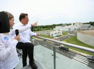 Gobierno avanza en proceso de Saneamiento de la Ciudad de Panamá