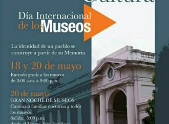 Panamá celebra el Día Internacional de los Museos