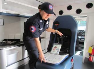 El BCBRP incorporó dos ambulancias Tipo III para fortalecergestión de atención de Alertas por Casos de Emergencia Pre-Hospitalaria