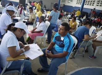 785 personas se beneficiaron en Censo Nacional de Salud Preventiva en Coclé