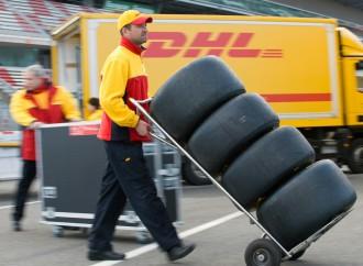 DHL se prepara para alcanzar nuevos estándares de velocidad en el Campeonato Mundial Fórmula 1 2017 de la FIA