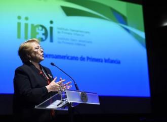 Chile lanza el Instituto Iberoamericano de Primera Infancia