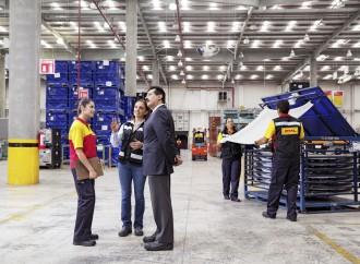 El Barómetro de comercio global de DHL sigue en alza