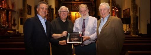 Asociación Nacional de Conciertos presenta por vez primera Concierto de Órgano en la Iglesia La Merced