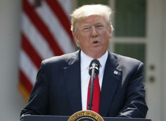 Trump rompe filas y saca a EE.UU del Acuerdo de Paris Contra el cambio climático