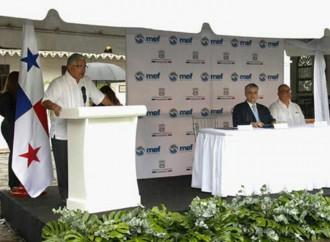 UABR traspasa 69 parques a la Alcaldía de Panamá