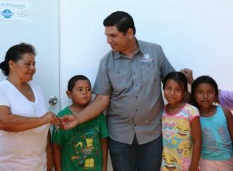 Proyecto Sanidad Básica 100/0 mejora calidad de vida deFamilias de El Limón de Herrera
