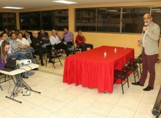 Vecinos y Comerciantes celebran reunión sobre trabajos del Proyecto en Vía Argentina