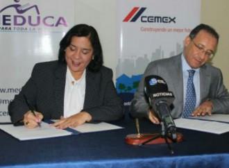 CEMEX dona al MEDUCA terrenos en Chilibre