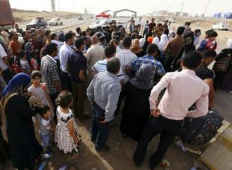 ACNUR requiere fondos suficientespara dar respuesta humanitaria a familias que huyen de Mosul