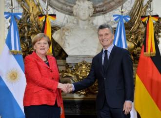 Argentina y Alemania fortalecenrelación bilateral y ratifican la agenda del G-20