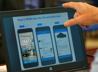Funcionarios de Aduanas cuentan con App para alarma de radiación enproductos básicos