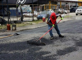 MOP fortalece plan operativo para rehabilitación de calles de la ciudad capital