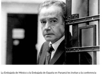Hoy es la conferencia sobre la vida y obra de Juan Rulfo en el centenario de su nacimiento