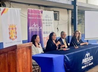 MEDUCA y Alcaldía de Panamá impulsan el desarrollo integral de los estudiantes