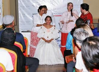 MINGOB dió inicio al ciclo de conferencia sobre la Pollera: Traje Típico de la Mujer Panameña