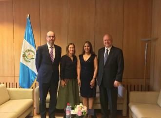 Panamá será sede en Octubre del Taller Regional del programa Teach Her