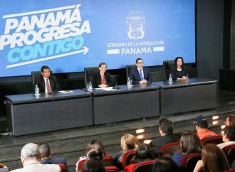 Ministra Romero presentó informe de gestión de los 3 años de administración