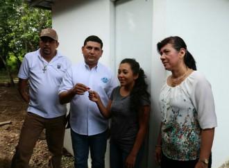 CONADES declaró al Corregimiento deChupá en Los Santos 0 letrinas