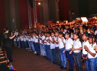 Niños y Jóvenes demostraron su talento en laXI Festival de Música Alfredo de Saint Malo