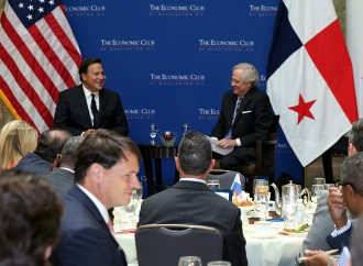 Presidente Varela presenta en Washington avances de Panamá en materia económica y transparencia financiera