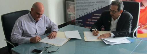 Fundación Tagarópulos y Fundación Deveaux firman acuerdo que beneficiará a estudiantes universitarios de Colón
