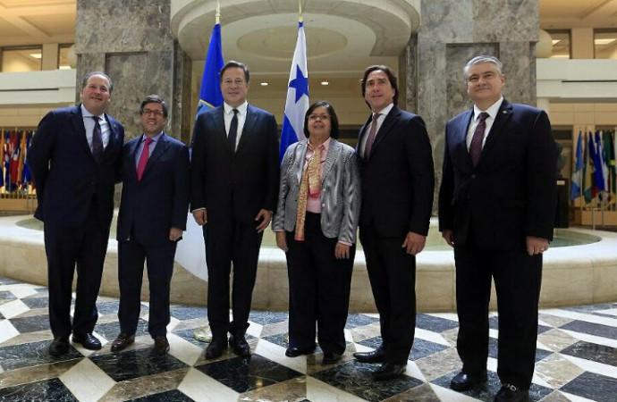 Panamá y Estados Unidos renovaron relaciones tras exitosa gira presidencial