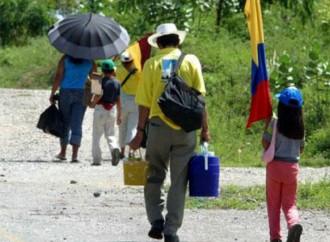 Colombia es el segundo país con las cifras más altas en el mundo dedesplazados internos