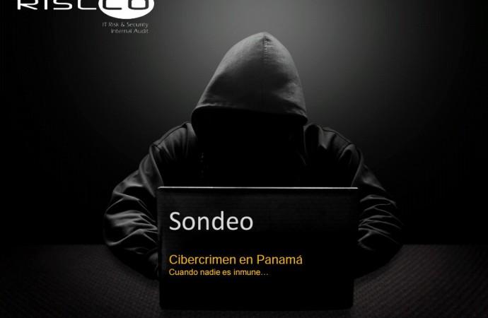Estos son los resultados del sondeo deRISCCO: 2017 Cibercrimen en Panamá