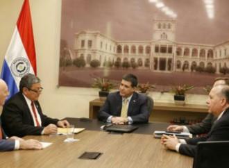 Paraguay ratifica el compromiso contra el uso indebido y el tráfico ilícito de drogas