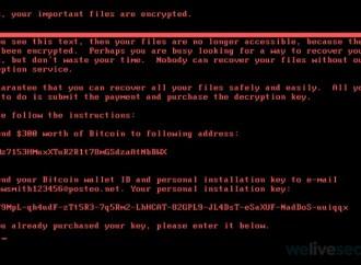 Todo lo que debes saber sobre el nuevo ataque de ransomware