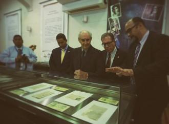 Archivos Nacionales exhibirá obras deldoctor Justo Arosemena