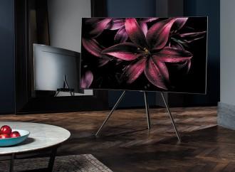 QLED TV de Samsung encabeza la tendencia de los televisores de pantalla grande