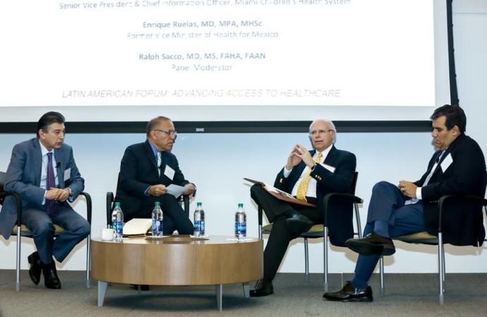Foro Latinoamericano se enfoca en soluciones para mejorar el acceso a la atención médica