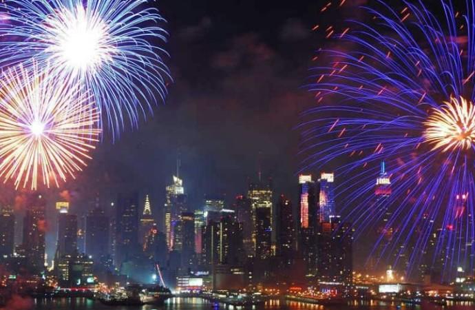 Celebrar el 4 de julio en Nueva York