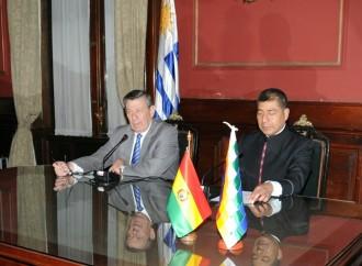 Uruguay promueve incorporación de Bolivia al Mercosur como miembro pleno