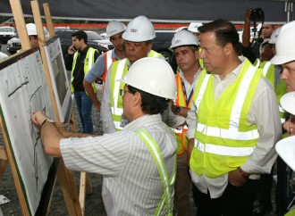 Presidente Varela supervisa trabajos de construcción de Línea 2 del Metro y del ITSE