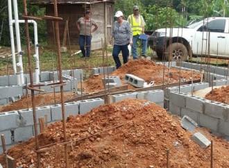 Techos de Esperanza impactará calidad de vida de más de 2 mil familias en Coclé
