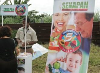 """SENAPAN llevó Campaña """"5 al Día"""" a Feria en Arraiján"""