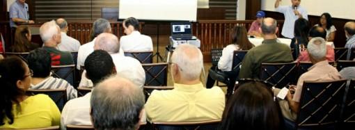 Vecinos de Ancón sostuvieron encuentro con autoridades municipales