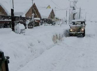 Argentina refuerza operativo en las zonas afectadas por la ola polar