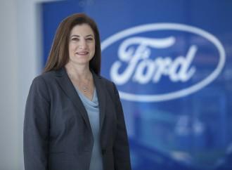 Ford nombra nueva gerente general para Puerto Rico, Centroamérica y el Caribe