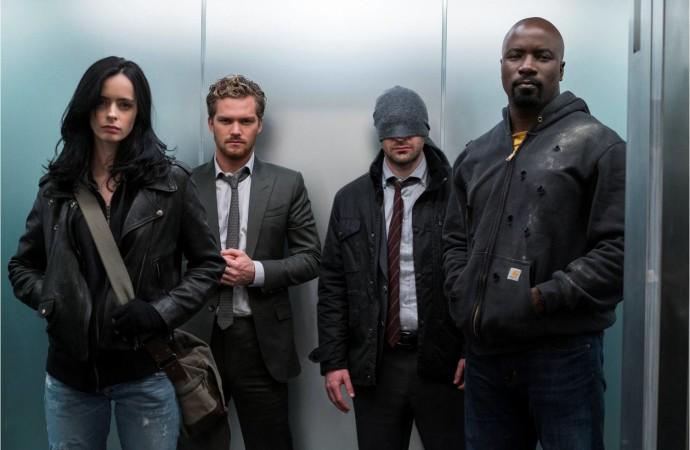 Empieza cuenta regresiva de Netflix: ¡4 días! Marvel's The Defenders