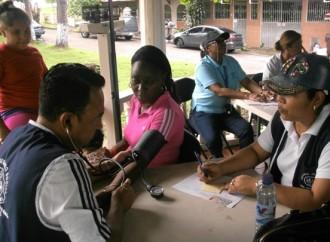 Residentes de Río Abajo participaron en Feria de Salud de la ULAPS San Cristóbal
