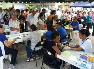 Censo de Salud Preventiva en el Centro de Salud Altos de San Francisco atendió más de 900 pacientes