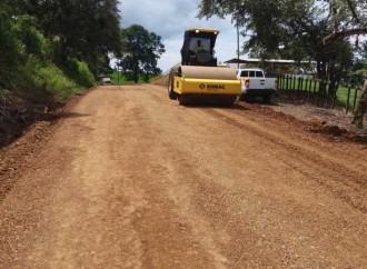 Trabajos de lacarretera Cañas – Cacao en Los Santos beneficiará más de 14 mil habitantes