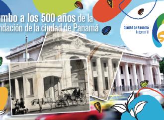 Autoridades iniciaron actividadesrumbo a los 500 años de fundación de la ciudad de Panamá