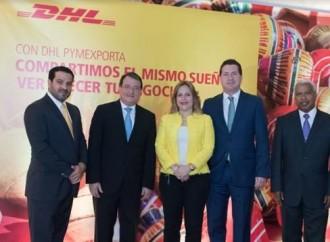 DHL Express lanza programa para apoyar las exportaciones de las pymes